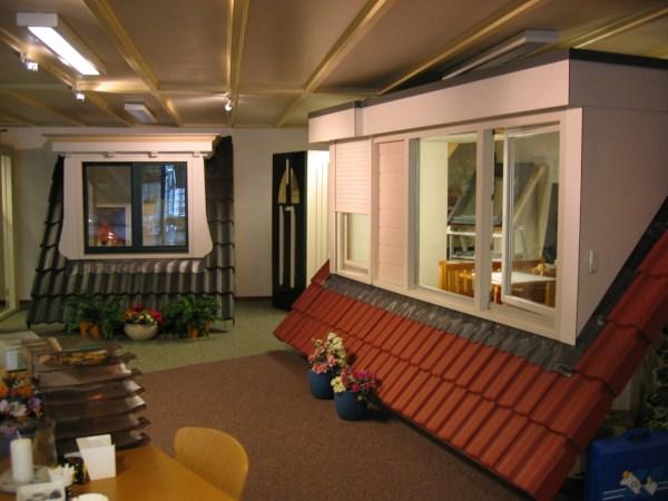 Interieur dakkapel