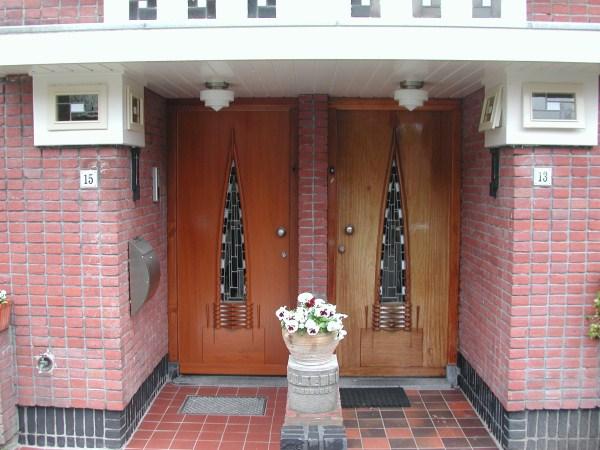 nagemaakte deur